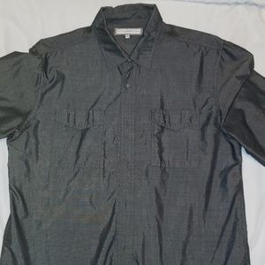 Euc PD&C long sleeve button down one casual